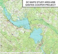 SC MAPS Study Sites