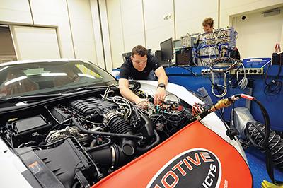 Professor Zoran Filipi, Vehicle System Design at Clemson University ICAR.