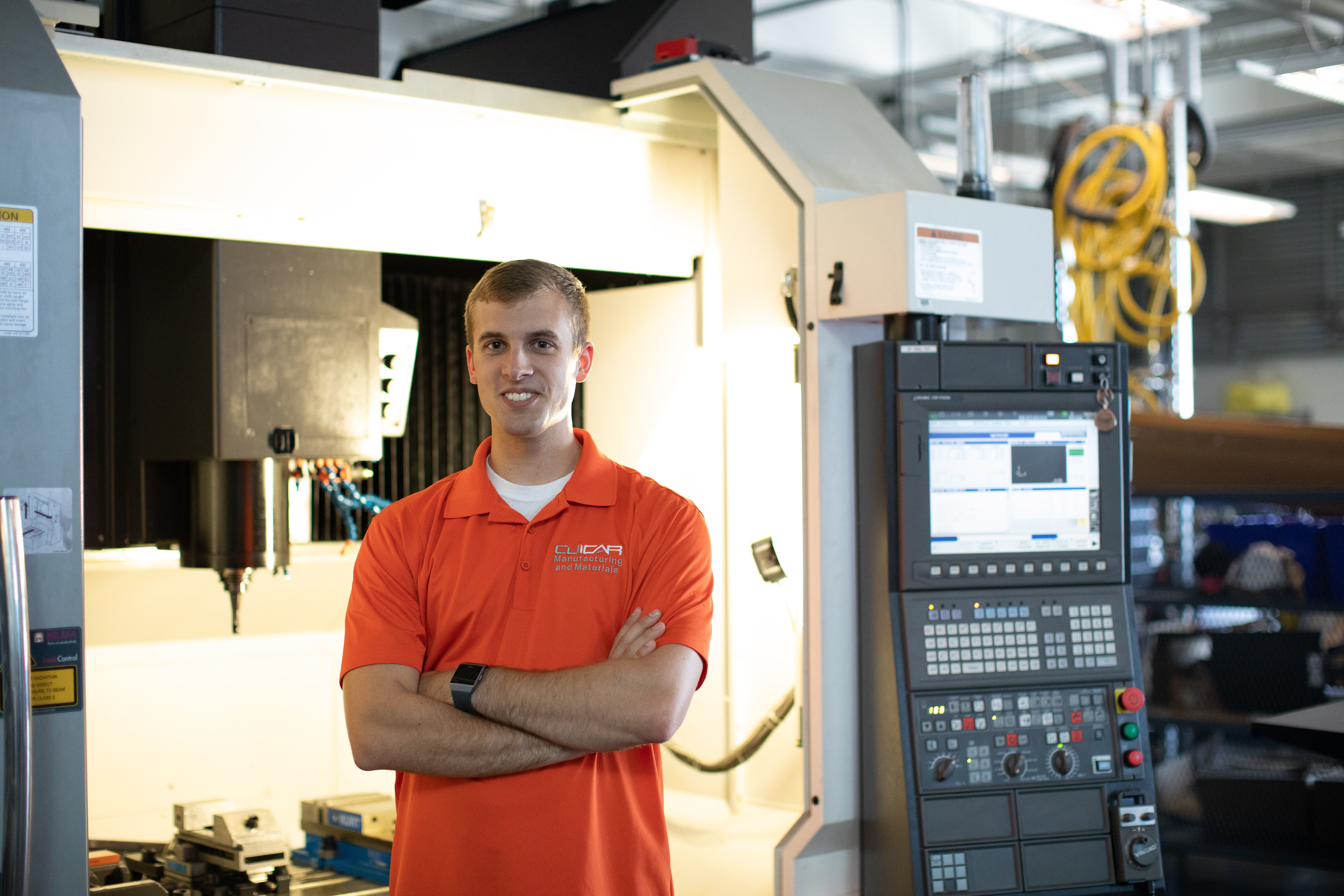 Tyler Grimm - Automotive Engineering Graduate Research Assistant