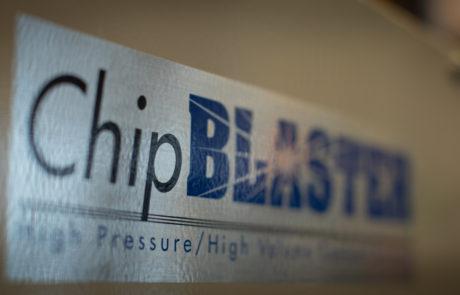 Chipblaster Logo