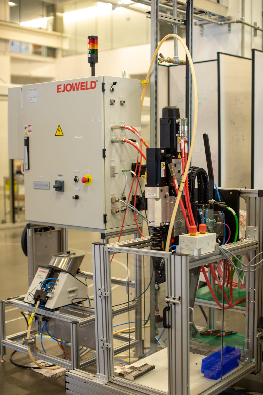 EJOWELD friction element welding system