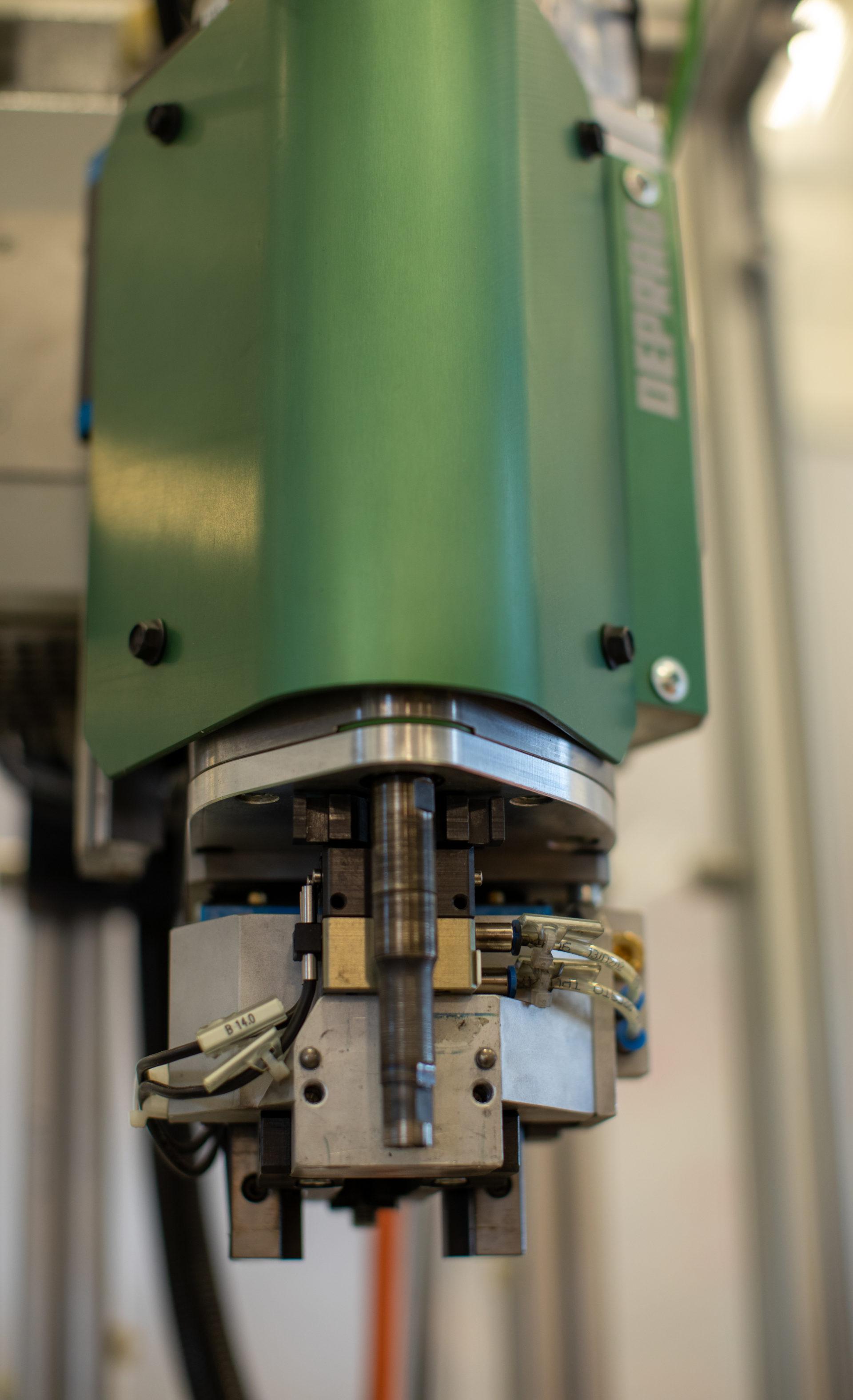 DEPRAG flow drill screwing system
