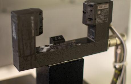 Blum laser tool measurement system
