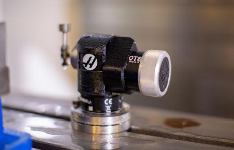 OTS tool measurement system