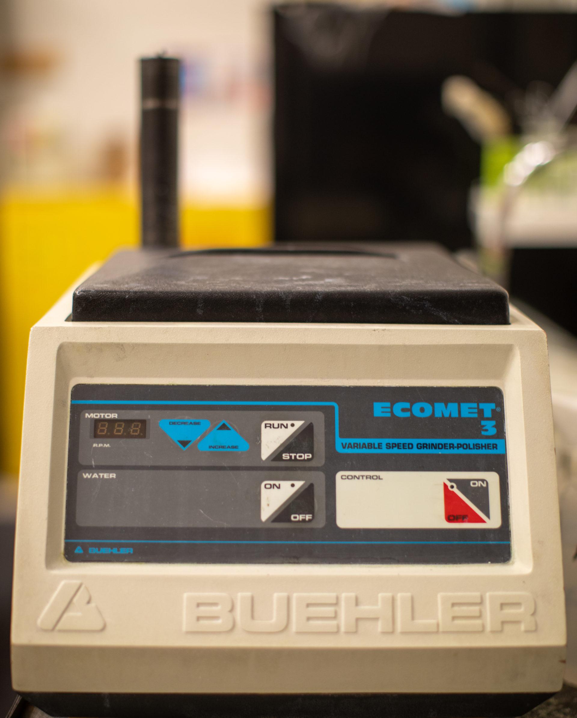 Buehler ECOMET 3