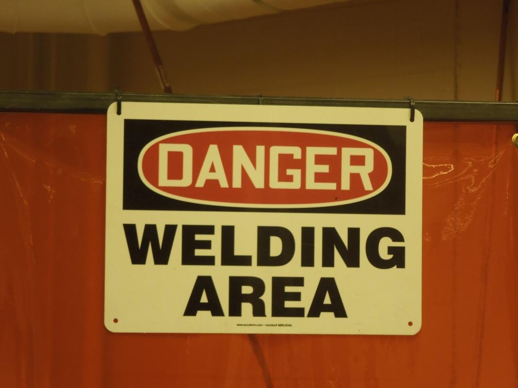 Welding Area