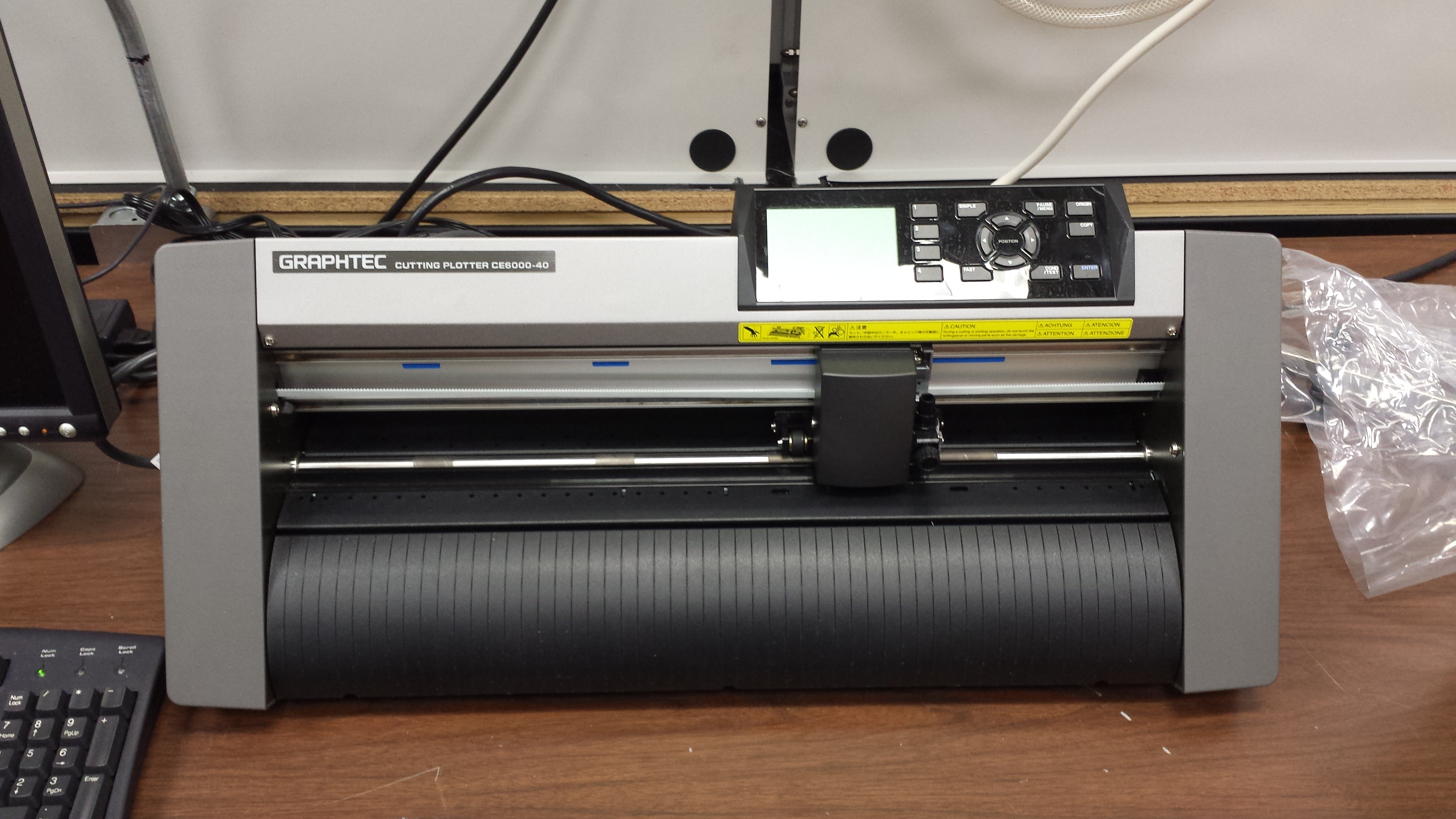 Graphtec Cutter Plotter